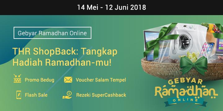 Gebyar Ramadhan Online