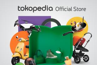 Promo Tokopedia - Yupi Official Store Cashback s/d Rp 40.000