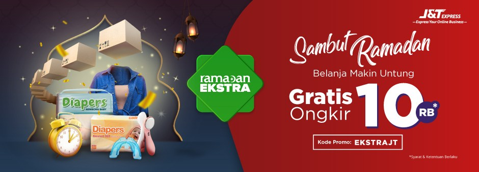 Kode Promo Tokopedia Gratis Ongkir Special Untuk Menyambut Bulan Ramadan!