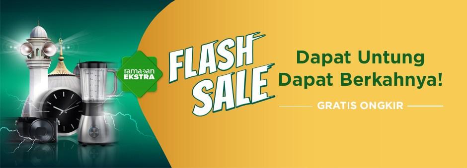 Kode Promo Flash Sale Gratis Ongkir Tokopedia Untuk Siang Hari!