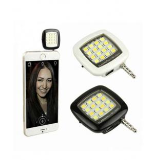 Lampu Selfie Portable 16 LED