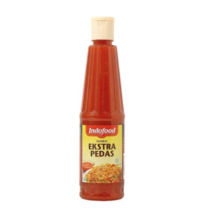 Sambal Extra Pedas 275 ml