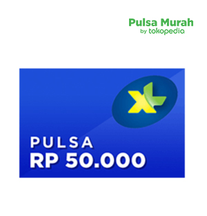 XL Rp 50.000