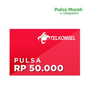 Telkomsel Rp 50.000
