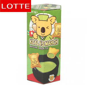 Koala Matcha Green Tea