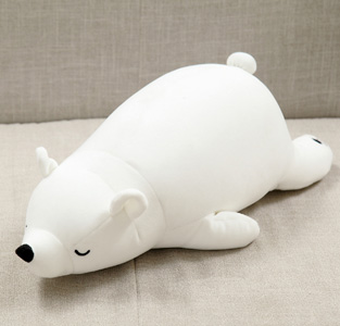 Boneka Polar Bear