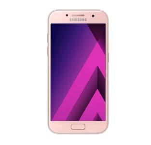 Galaxy A5 2017 Peach