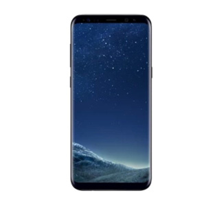 Galaxy S8+ Midnight Black