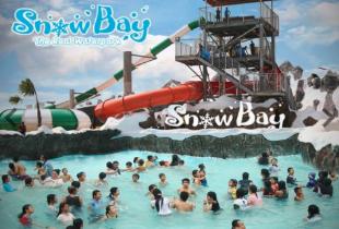 Tiket Masuk Snowbay Waterpark Untuk 1 Orang Rp 69.000