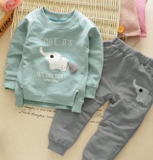 T-Shirt + Pant Clothing Set