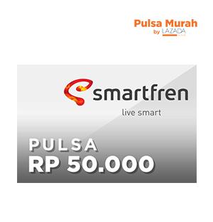 Pulsa Smartfren 50K
