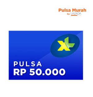 Pulsa XL 50K