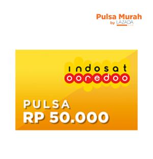 Pulsa Indosat 50K