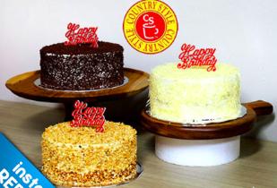 Country Style Grandma Cake Rp 99.000