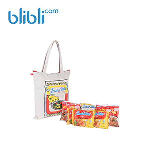 Indomie Vintage Bag