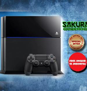 PS4 500Gb Ori Jepang