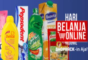 Unilever Year End SALE! Belanja Hemat Mulai dari Rp 8.000 + SuperCashback hingga 50%.