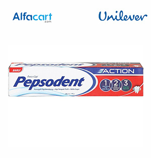 Pepsodent Action123