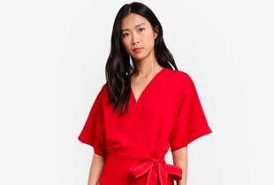 Dress Wanita Up To 70% + Extra 13% Off