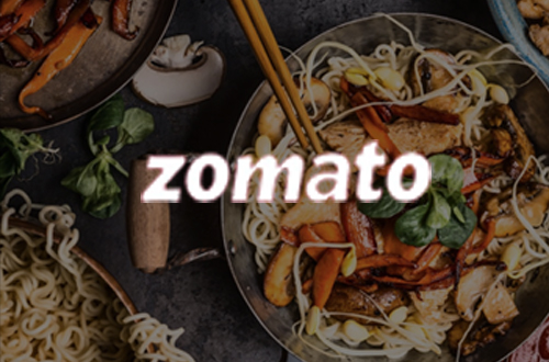 Find the best Restaurants using Zomato App