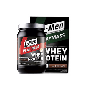 L-Men Platinum +FREE Stay Mass