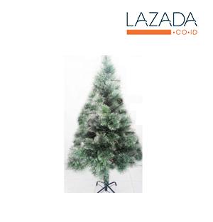 Pohon Natal Emas 90cm
