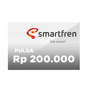 Pulsa Smartfren
