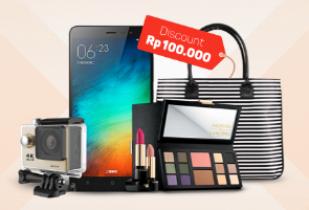 Promo Bukalapak - Diskon Rp 100.000