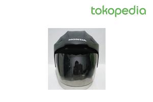Helm Half Face Honda