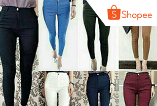 Super Stretch Jeans Wanita