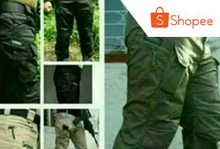 Celana Panjang Army Pria