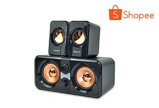 Sonicgear Morro 2200 2.2 Speaker