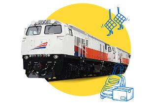 Promo Tiket Kereta Mulai Dari Rp 80.000