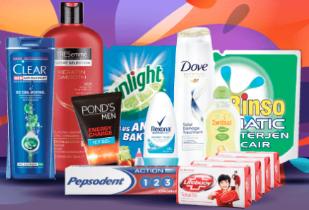 Unilever Deals -  Diskon Hingga 39%