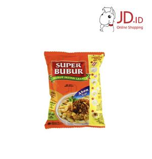 SUPER BUBUR Abon x 6pcs