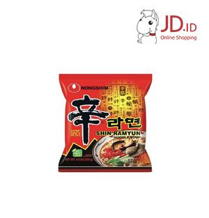 Ramyun Spicy Mushroom