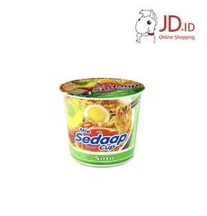 MI SEDAP Cup Soto x 12 pcs