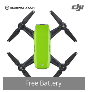 Combo Meadow Green Free Battery