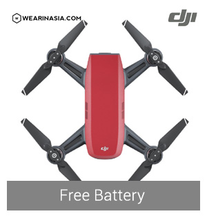 Lave Red Free Battery