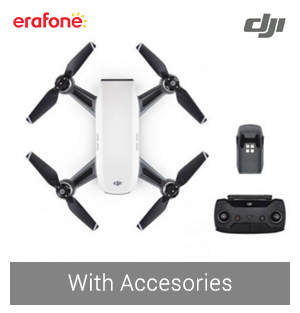 DJI Spark With Accessories