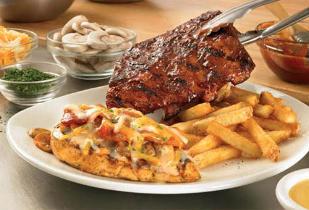 Voucher Outback Steakhouse Senilai 200.000 - Rp 100.000