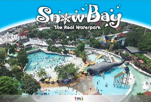 E-Ticket Snowbay Waterpark TMII Rp 73.000
