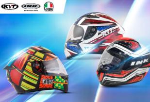 April Offer Helmet - Ekstra Diskon 8% Off