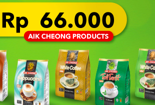 Aik Cheong - Semua Serba Rp 66.000