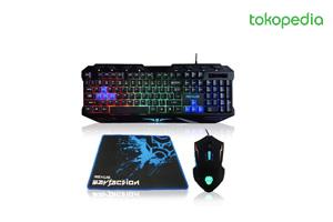 Rexus Keyboard + Mouse
