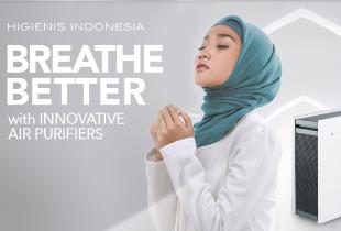 Kebaikan Ramadhan Higienis Air Purifiers Extra Diskon Rp 500.000
