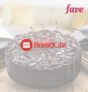 Bread Life - 1 Whole Modern Cake