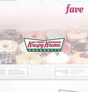 Krispy Kreme - 12 Pcs Doughnuts