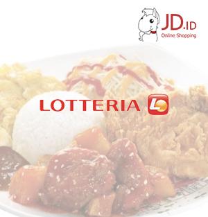 Lotteria - Chicken Special Combo