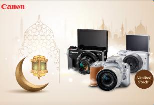 Kebaikan Ramadhan Canon Brand Deals Ekstra Diskon Rp 100.000
